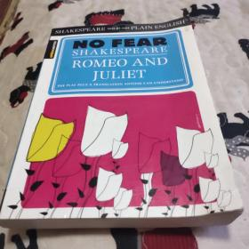 Romeo and Juliet (No Fear Shakespeare)[罗密欧与朱丽叶(No Fear Shakespeare)]