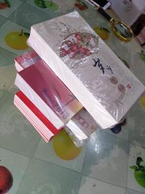 中国邮政贺年(有奖)明信卡 共 400张:花开富贵100张、岁岁吉祥100张、金蛇狂舞100张、花开富贵平安到100张