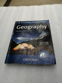Geography COURSE COMPANION(ib diploma programme)英文原版
