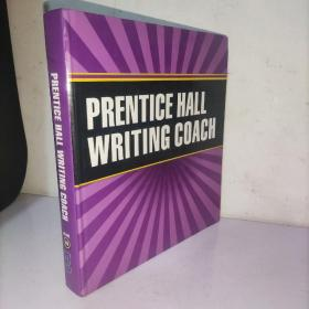 PRENTICE HALL WRITING COACH GRADE 10 译文:普伦蒂斯堂写作教练10年级 精装实物图