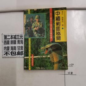 中缅剿匪秘闻:1960-1961金三角作战纪实