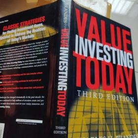 Value Investing Today:3 edition