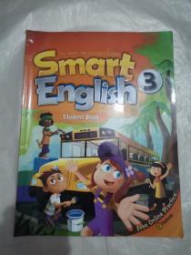 SMART ENGLISH 3   有两张光盘