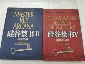硅谷禁书(2.成功秘钥5.瑜伽的秘密)(2册合售)