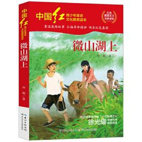 中国红青少年革命文化教育读本:微山湖上