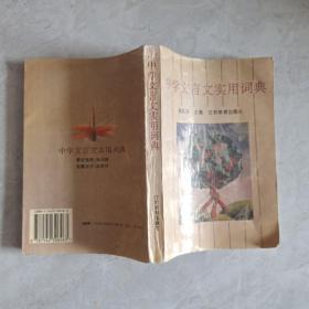 中学文言文实用词典