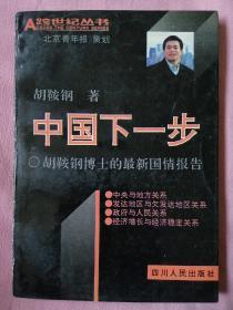 中国下一步:胡鞍钢博士的最新国情报告