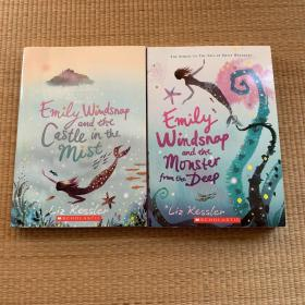 Emily windsnap and the Monster from the Deep/Emily Windsnap and the Siren's