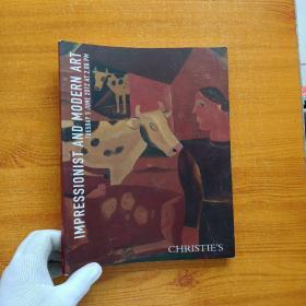 阿姆斯特丹佳士得2012年拍卖会 IMPRESSIONIST AND MODERN ART TUESDAY 5 JUNE 2012【内页干净】