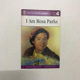 I Am Rosa Parks (Level-4) 我是罗莎帕克斯(企鹅儿童分级读物-4)9780448458328