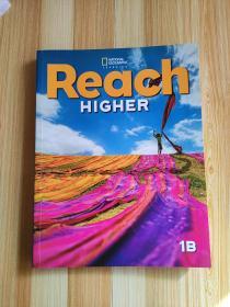 Reach HIGHER  student's book 1B