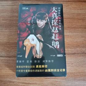 大真探赵赶鹅:重案组的人性档案簿
