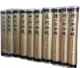 全十册 四阿含经 长阿含经 中阿含经 杂阿含经 增一阿含经华文出版社 增壹阿含经 佛教书籍