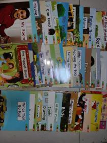 培生幼儿启蒙英语 Level A 41本合售