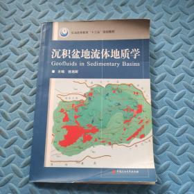沉积盆地流体地质学/石油高等教育十三五规划教材