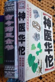 神医华佗古今药王全书2本正版二手仅此一套。