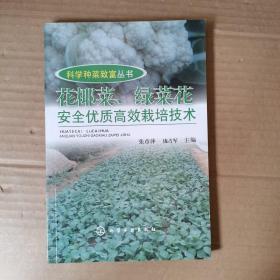 科学种菜致富丛书:花椰菜、绿菜花安全优质高效栽培技术