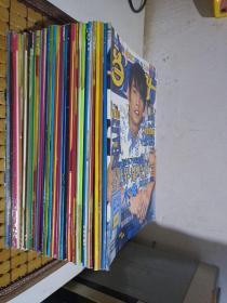 当代歌坛(2003年29本)(2004年5本)(2005年3本)共37册合售