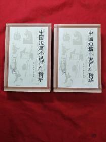 中国短篇小说百年精华(上下册)