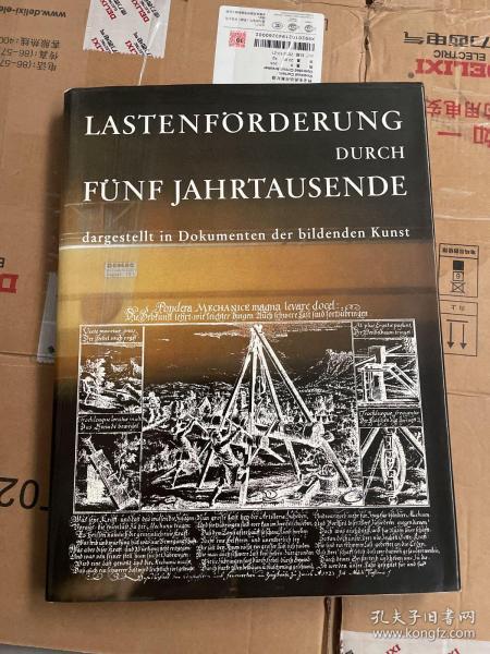 LASTENFORDERUNG加载dargestellt in Dokumenten der bildenden Kunst在视觉艺术文献中呈现  精装见图