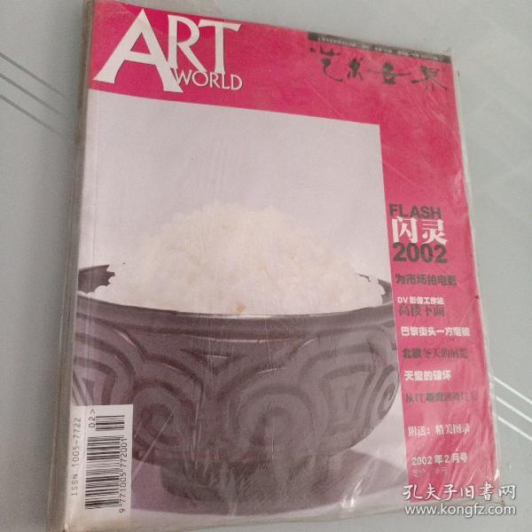 ARTworld艺术世界 2002年2月号  总第141期