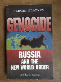 Genocide-Russia and the New World Order 英文原版 大32开