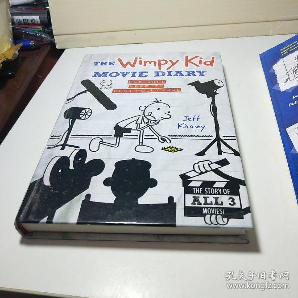 The Wimpy Kid Movie Diary (Revised and Expanded Edition)[小屁孩日记,电影版(增订版)]
