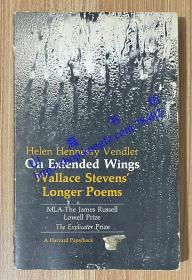 On Extended Wings: Wallace Stevens Longer Poems