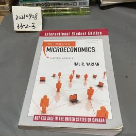 Intermediate Microeconomics:A Modern Approach 英文原版