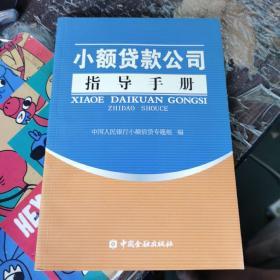 小额贷款公司指导手册