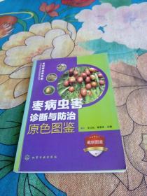 果树病虫害诊断与防治原色图鉴丛书:枣病虫害诊断与防治原色图鉴