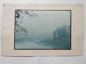 现代艺术摄影原照之六:天凉好个秋