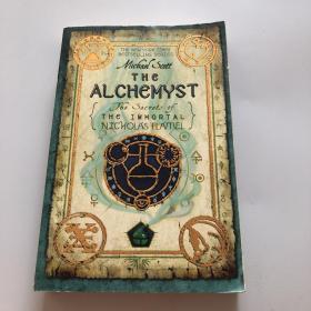 The Alchemyst:The Secrets of the Immortal Nicholas Flamel