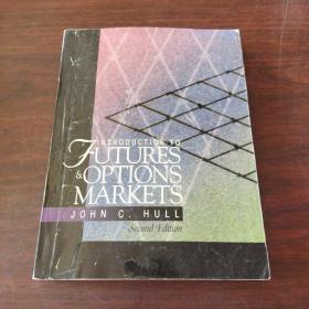 Introduction to Futures and Options Markets(英文原版)