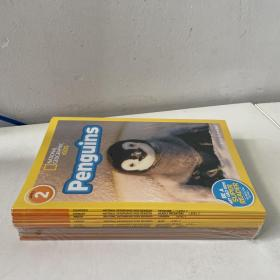 National Geographic kids Level 2(14册合售)未开封