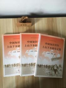 中国知识青年上山下乡研究文集(全三册)