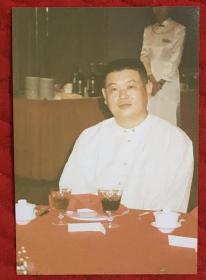 著名演员 傅彪 老照片
