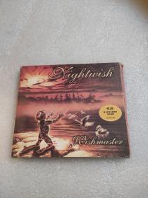 CD光盘: NIGHTWISH -wishmaster夜愿【盒装 1碟】