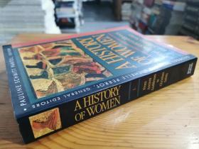 英文原版:A HISTORY OF WOMEN