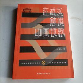 在武汉触摸中国铁路