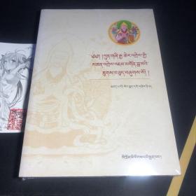 阿赖耶大疏之注释(藏文)