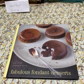 Les Petits Plats Francais: Fabulous Fondant Desserts 英文原版