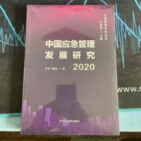 中国应急管理发展研究2020