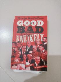 THE GOOD, THE BAD & THE UNLIKEY(好的,坏的或者不确定的)