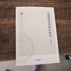 山东财经大学法学精品文库:金融消费者保护研究