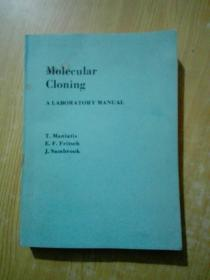 分子克隆实验手册(英文版)