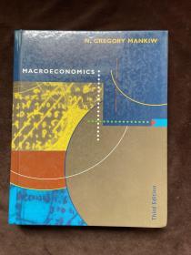 Macroeconomics 宏观经济学 Third Edition【英文原版书】精装,N Gregory Mankiw 著