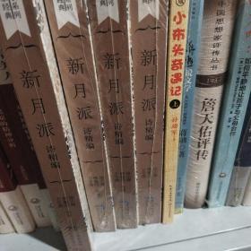 新月派诗精编(名家经典诗歌系列)正版