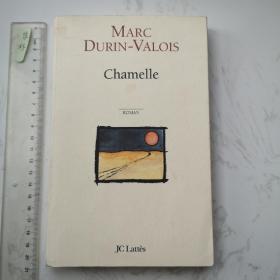 Chamelle 法文法语法国