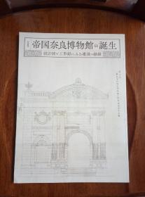 帝国奈良博物馆的诞生